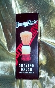 Burma Shave Shaving Brush
