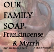 FRANKINSENCE AND MYRRH