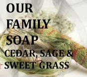 CEDAR, SAGE AND SWEETGRASS