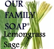 Lemongrass Sage
