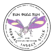 Run, Bugz, Run Lotion Stick
